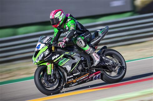 Mahias And Okubo Get Ready For Assen