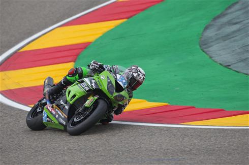 Seventh Place On The Grid For Morais