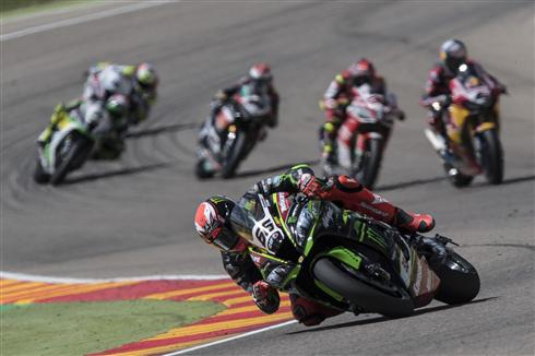 Rea And Sykes All Set For Assen Round