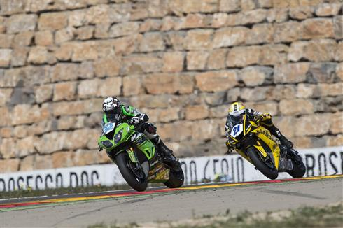 Morais Seventh After Strong Ride In Aragon
