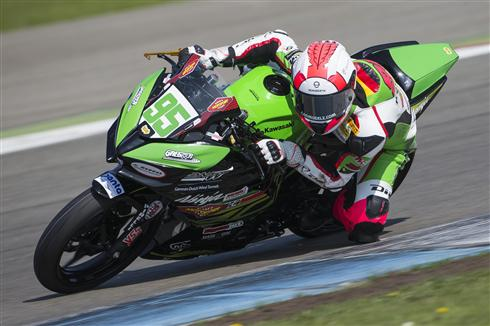 New Challenge For Kawasaki Ninja 400