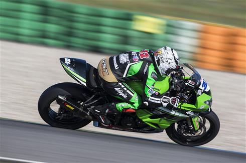 Morais Top Kawasaki Qualifier At Assen