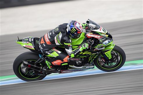 Strong Friday For KRT At Assen