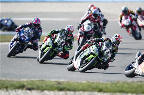 Rea And Haslam Return To Imola