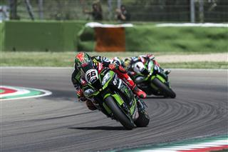 Donington Homecoming For Sykes And Rea