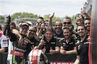 Rea Second After Short Imola Opening Race
