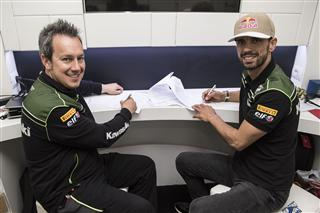 Sofuoglu Continues With Kawasaki In WorldSSP