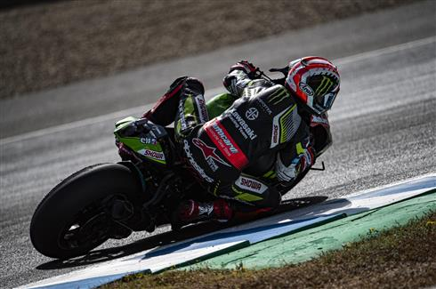 Rea Third After Opening Sessions In Spain