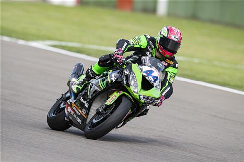 Kawasaki WorldSSP Challenge Continues In Spain