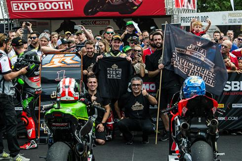 Rea Takes 60th Win And New Record