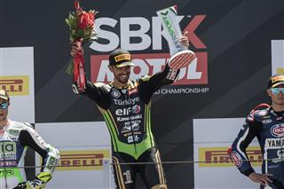 Sofuoglu Makes It Four Race Wins