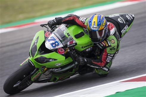 Okubo And Morais Ready For Misano Raceday