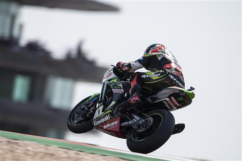 Rea Leads Early Portimao WorldSBK Pace