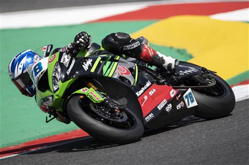 Magny Cours Awaits For Mahias And Okubo
