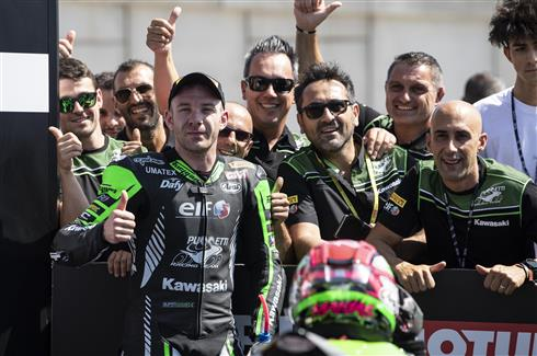 Mahias Third in Superpole With Okubo Seventh