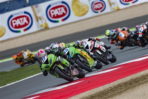 Canducci Seventh After French WorldSSP Round