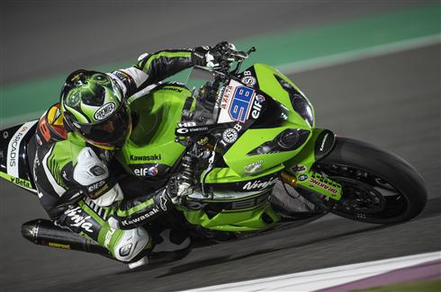 Barbera Tenth And Okubo 14th In Superpole