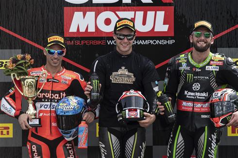 Rea Reaches 60 Wins And New Record