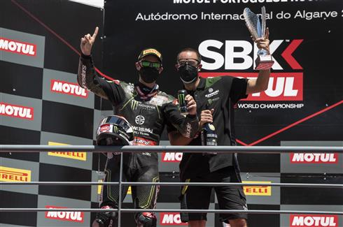 Rea Takes Clear Saturday Win