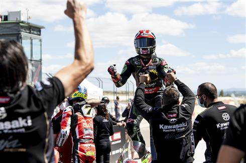 Rea Scores Two Strong Wins