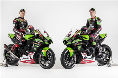 KRT Launches 2021 WorldSBK Team