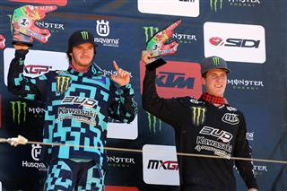 Double win for Tristan Charboneau in Portugal