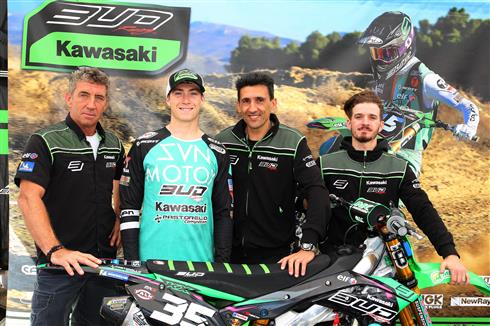 Bud Racing Kawasaki confirms Mitchell Harrison for 2020