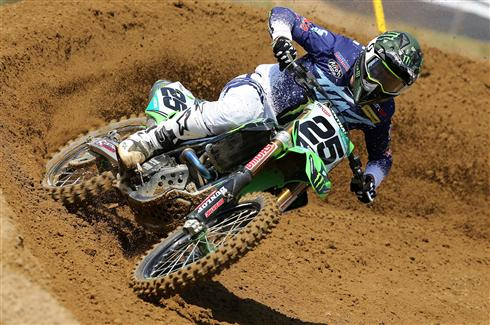 A second place and two crashes for Clement Desalle in Italy