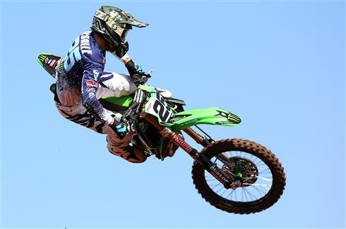 Clement Desalle qualifies sixth in Asia