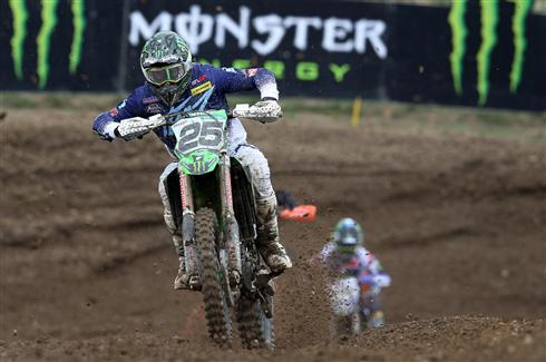 Clement Desalle stays third in the world
