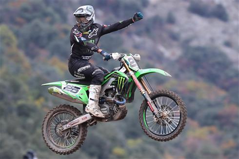 Clément Desalle retires: the Kawasaki warrior says 'adieu' to the GP's!