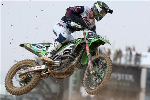 Clément Desalle qualifies sixth in Turkey