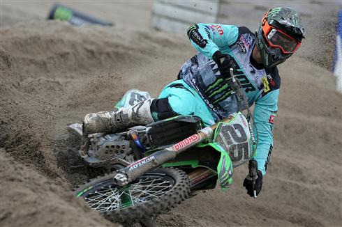 Clement Desalle qualifies sixth in Assen