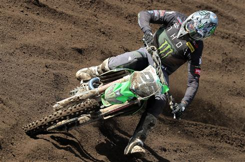 Clement Desalle fourth in Argentina