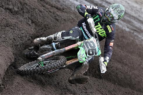 Clement Desalle shows good speed in Valkenswaard