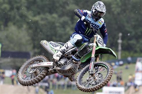 Clement Desalle a brave fourth in Italy