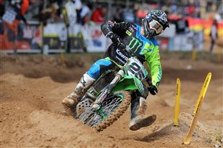 A second place for Clément Desalle in Latvia