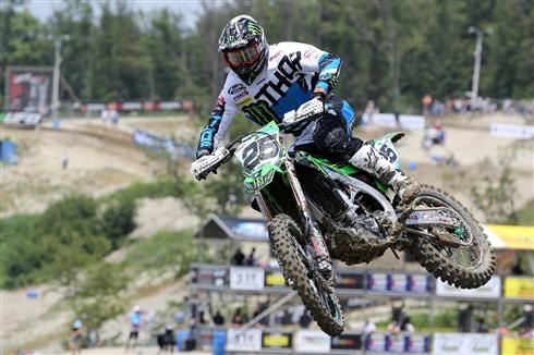 Desalle and Monster Energy Kawasaki Racing Team agree deal until 2020