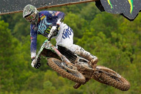 Clement Desalle fifth in Indonesia