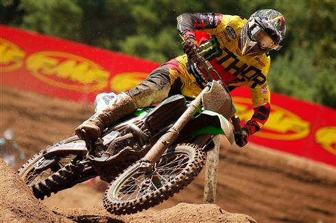 Clement Desalle fourth at Lommel