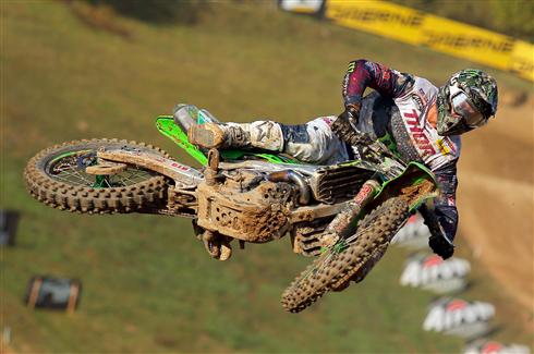 Clément Desalle qualifies third in Bulgaria