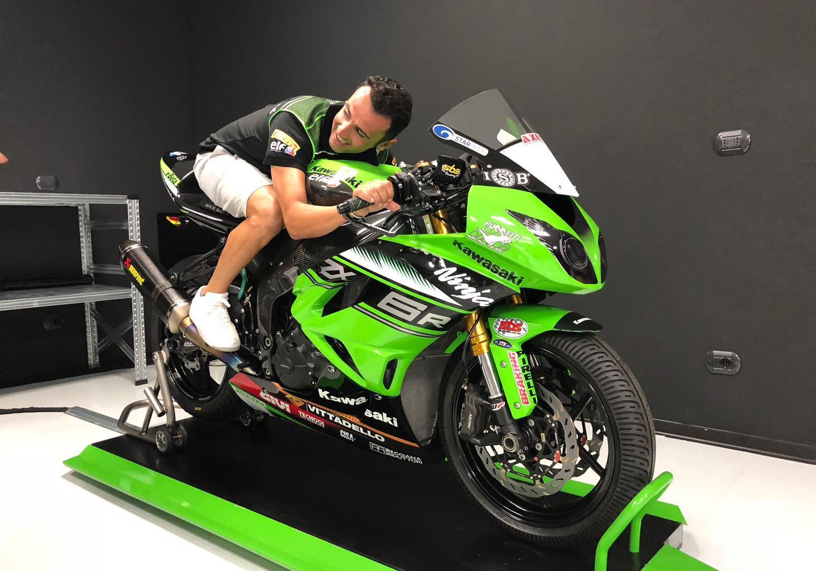 Hector Barbera Joins Kawasaki Puccetti Racing In Worldssp