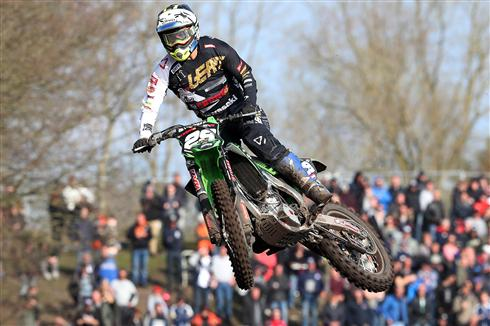 Another moto podium for Henry Jacobi