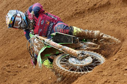 Henry Jacobi qualifies second in Portugal