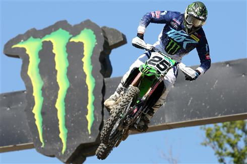 Monster Energy and KRT renew partnership