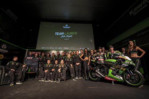 KRT Launches Official 2020 WorldSBK Project