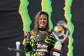 Race win for Livia Lancelot in Italy