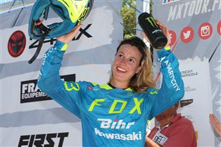 A seventh French title for Livia Lancelot