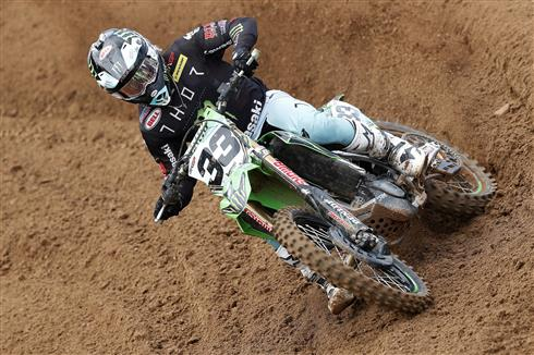Julien Lieber takes a ninth in Latvia