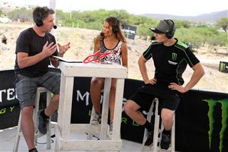 Paul Malin: The voice of MXGP on TV